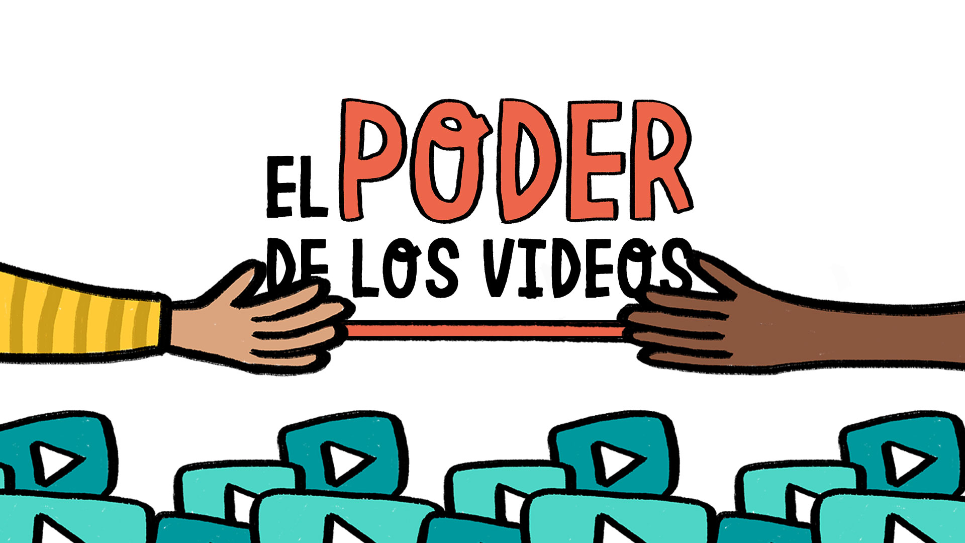 El poder de los videos en la era digital.